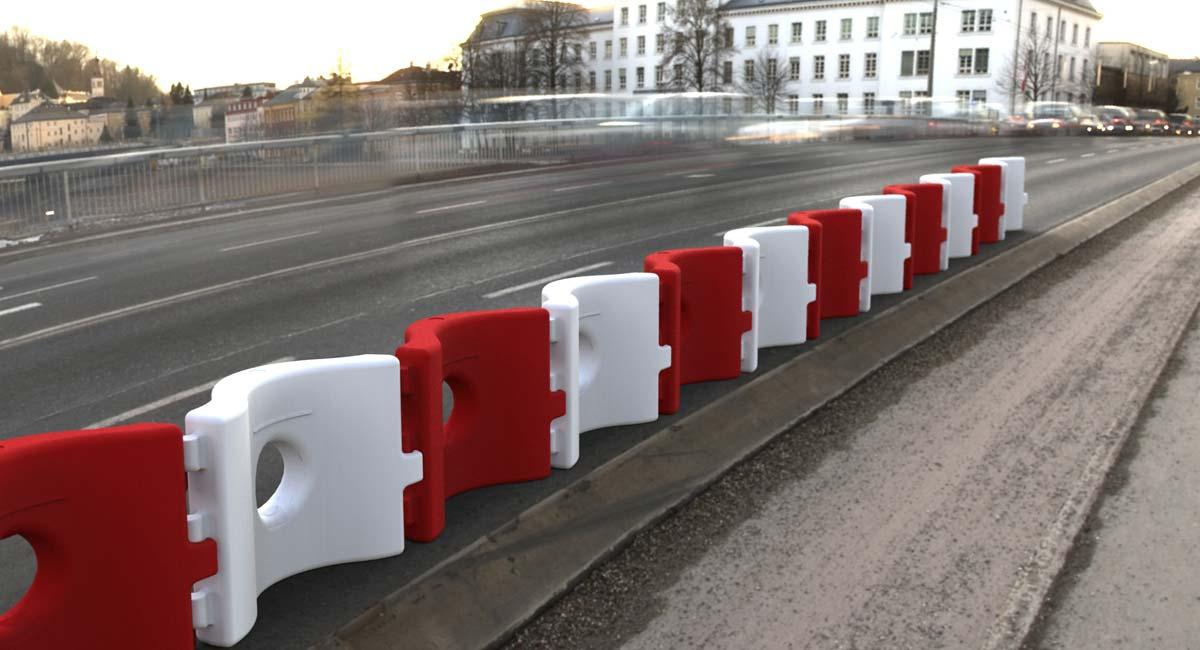 Design balise routière