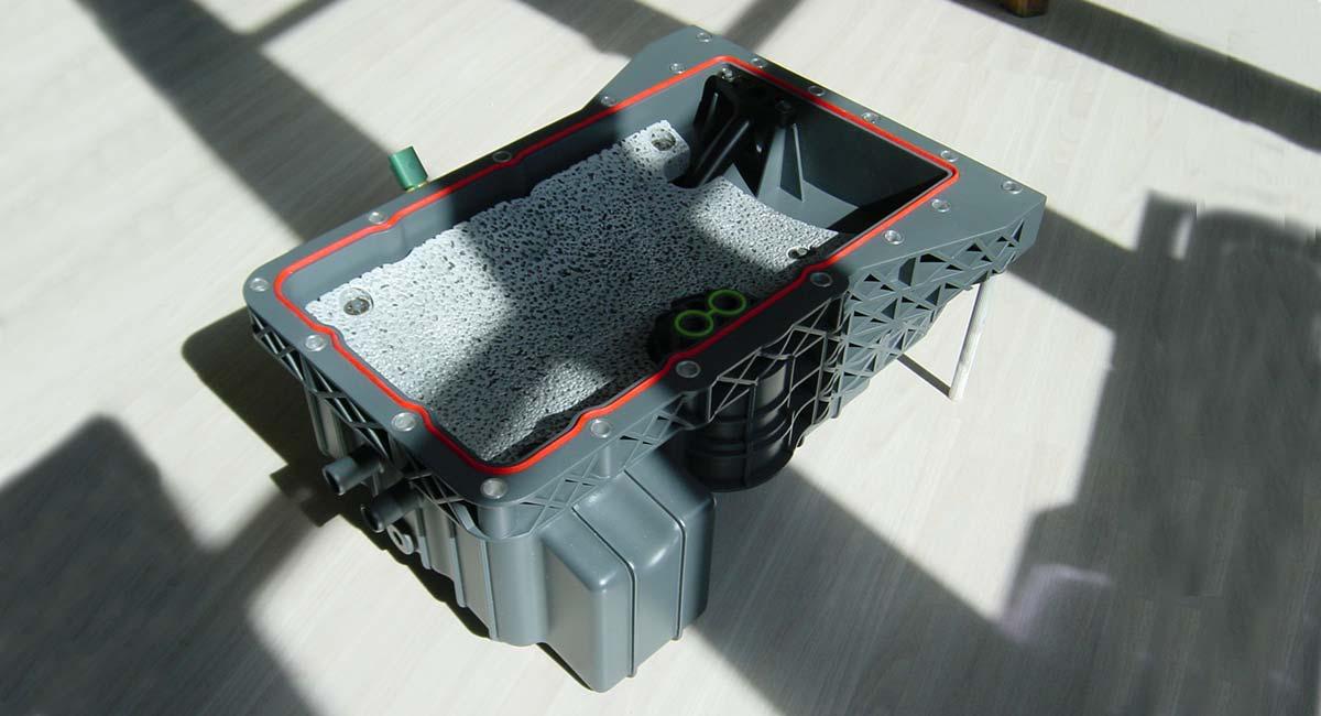 Maquette carter moteur