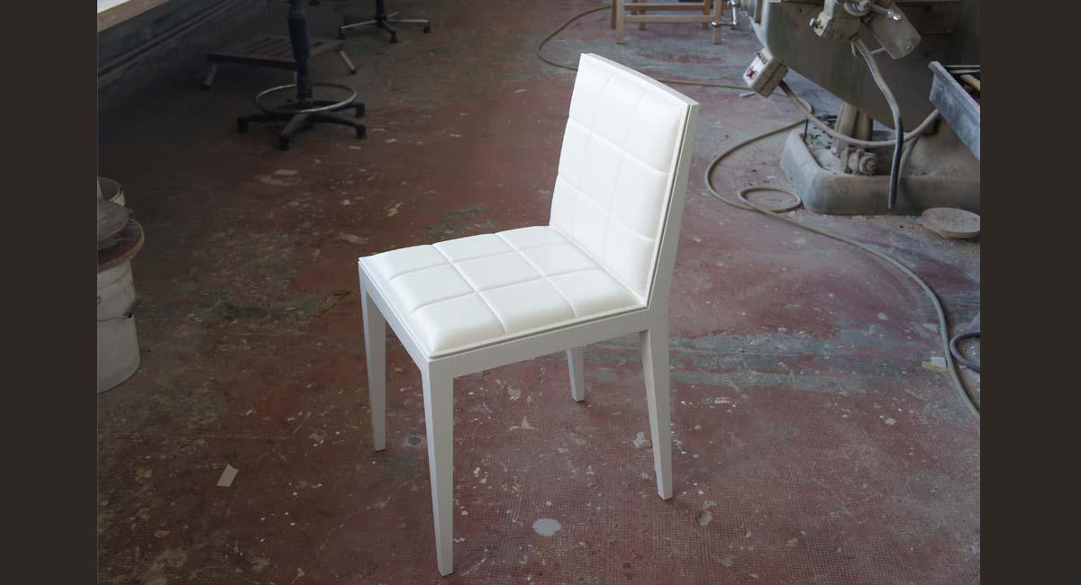 Prototype de chaise pour Lancôme
